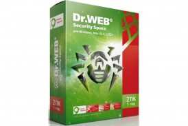 ПО Dr.Web Security Space 2 ПК/ 1 год Base Box (BHW-A-12M-2-A3)
