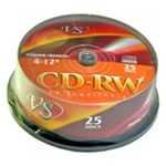 Диск VS CD-RW 80min 700Mb12x
