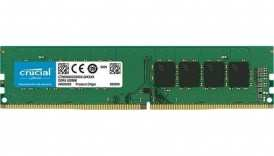 Оперативная память DDR4 8192Mb 2666MHz Crucial CT8G4DFS8266 RTL PC4-21300 CL19 DIMM 288-pin 1.2В kit