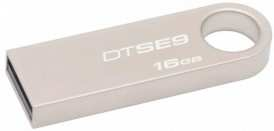 Флеш диск Kingston 16Gb USB 2.0 SE9