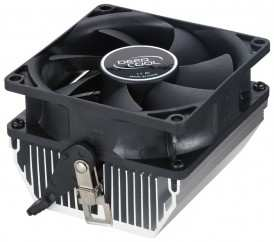 Вентилятор DeepCool CK-AM209 Soc-FM2/FM1/AM3+/AM3/AM2+/AM2 3pin 28dB Al 65W 224g