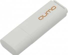 Флеш диск QUMO 8Gb USB Optiva 01 Белый