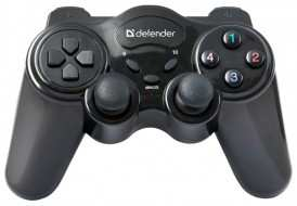 Геймпад Defender GAME MASTER WIRELESS USB