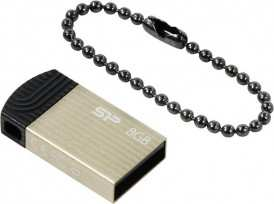 Флеш диск Silicon Power Touch 8Gb USB T20 SP008GBUF2T20V1C