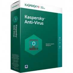 ПО Kaspersky Anti-Virus 2018 Russian Edition. 2-Desktop 1 year Base (KL1171RBBFS)