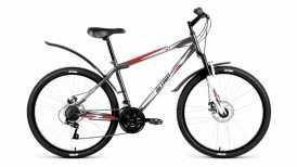 Велосипед FORWARD Altair MTB HT 26 3.0 рост 17""