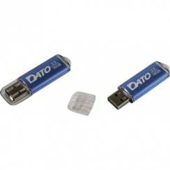 Флеш диск Dato 16Gb DS7012 USB2.0 синий