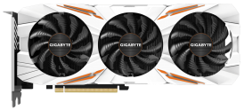 Видеокарта Gigabyte PCI-E GV-N108TGAMING OC-11GD nVidia GeForce GTX 1080Ti 11264Mb 352bit