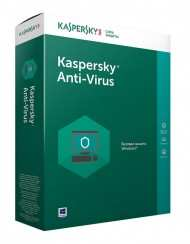 ПО Kaspersky Anti-Virus 2017 Russian Edition. 2-Desktop 1 year Base (KL1171RBBFS)