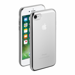 Чехол Deppa 85254 Gel Plus Case Apple iPhone 7 Серебряный