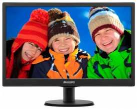 Монитор 18.5 Philips TFT 193V5LSB2